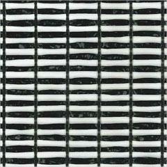 遮光ネット 黒・カラミ織 NO.1206