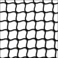 剥落防止ネット 防炎15mm 黒
